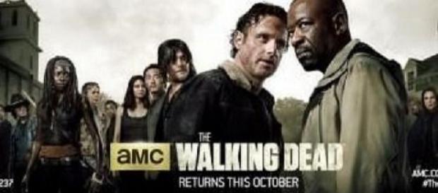 Todo sobre la serie The Walking Dead