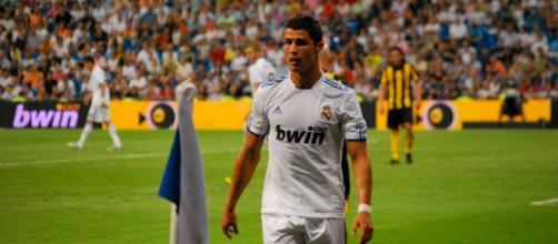 Cristiano no pasa su mejor momento en el Madrid