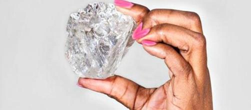 El segundo diamante más grande del mundo