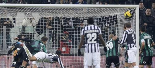 Juventus-Sassuolo, pronto uno scambio di mercato.