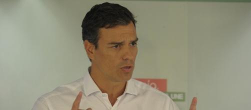 Pedro Sánchez, en contra de un despliegue militar