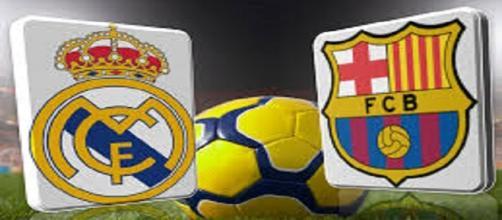 Real Madrid-Barcellona 21 novembre 2015