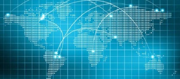 Ciberguerra: Guerra feita pela internet.