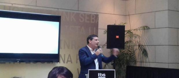 Felipe de Stefani reveló la grilla renovada de TBS