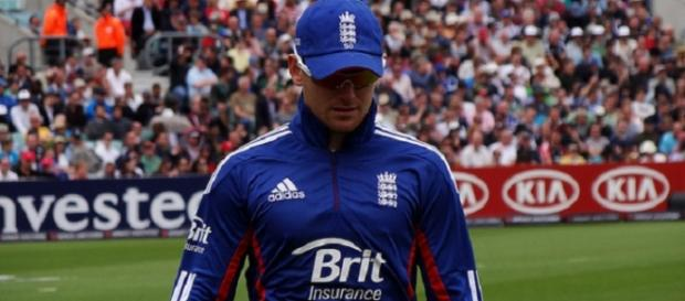 Mission accomplished for Eoin Morgan