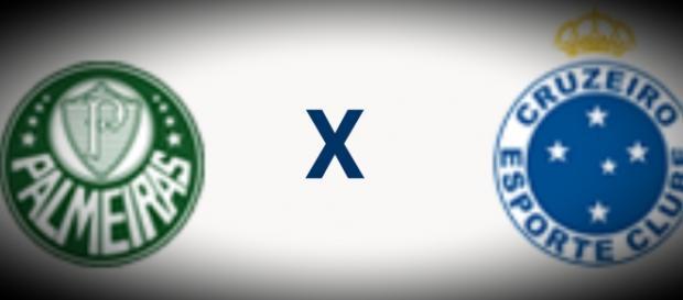 Palmeiras e Cruzeiro pelo brasileiro.