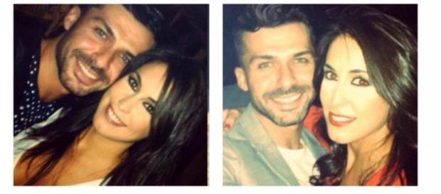Raquel y Alberto, juntos y sin Suso