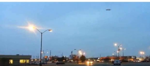 Ufo gli ultimi avvistamenti di novembre