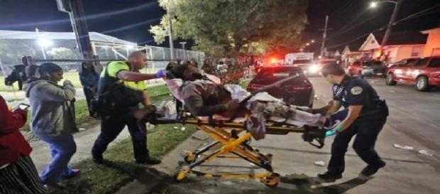Uno de los heridos en el tiroteo de Nueva Orleans