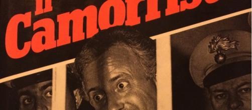 Copertina del libro di Giuseppe Marrazzo su Cutolo