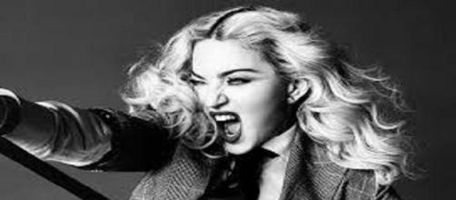 Scaletta concerto Madonna a Torino