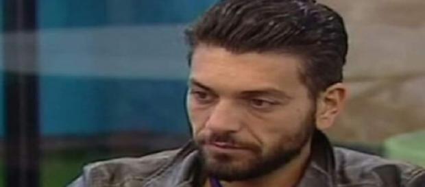 Alessandro Calabrese, concorrente del GF