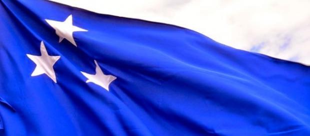 Bandeira do movimento: O Sul é Meu País