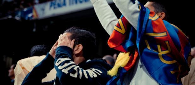El Real Madrid recibió un correctivo en su feudo