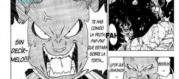 Imagen del manga numero 6 de la serie