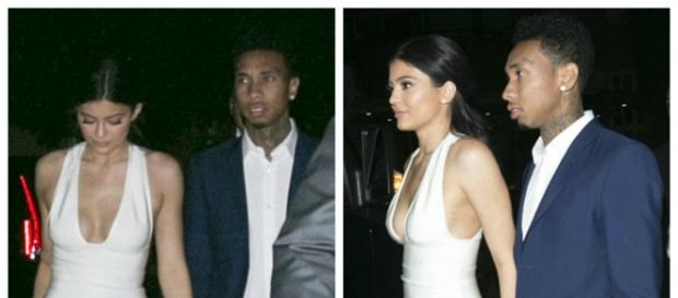 They're back on! Kylie and Tyga together again