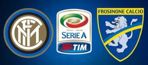Diretta Inter - Frosinone Live