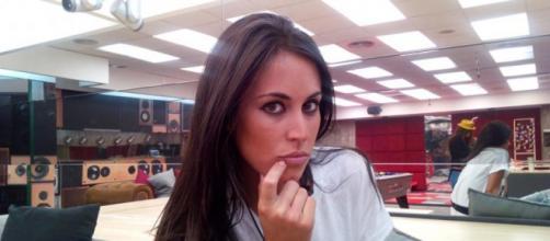 Raquel, la novia del Real Madrid en GH 16