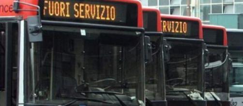 Sciopero trasporti dal 23 al 30 novembre