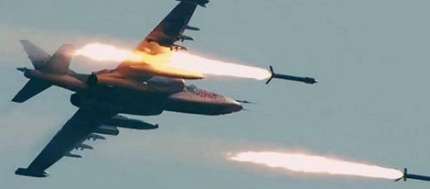 Atacuri in Siria, contra Statului Islamic