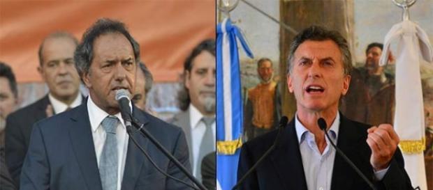 Candidatos a presidente de Argentina