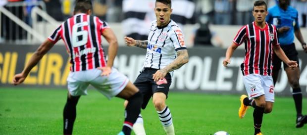 Corinthians x São Paulo ao Vivo hoje as 17 horas