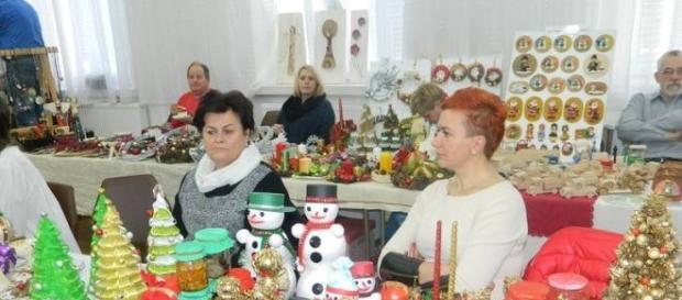 Dobrzyński Jarmark Bożonarodzeniowy w Rypinie