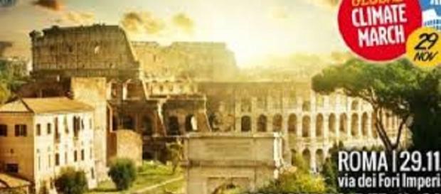 Roma: Concerto per il Clima domenica 29/11