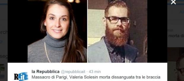 Valeria Solesin arrivano i risultati dell'autopsia