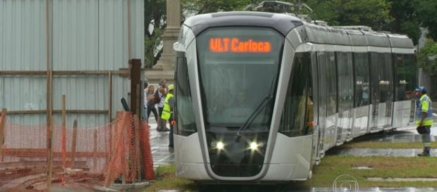 VLT Carioca deve transportar 270 mil pessoas/dia