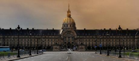 L'Hotel des Invalides in Paris is a fitting venue
