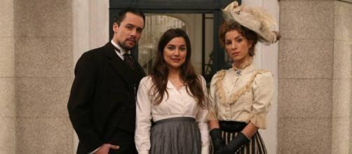 Cayetana scopre la verità su Manuela