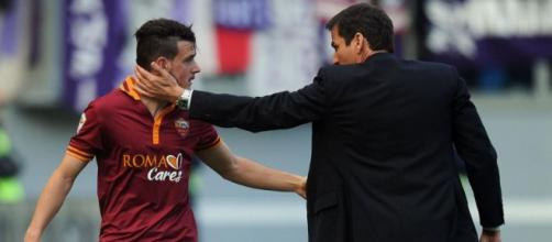 Garcia premia Florenzi, capitano contro il Barça.