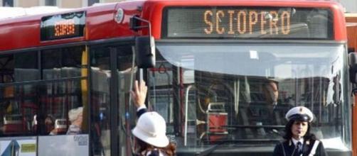 Gli scioperi dei trasporti pubblici a novembre