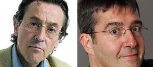 Hermann Tertsch y Máximo Pradera, enfrentados.