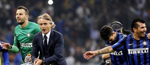 Inter capolista in Serie A con 30 punti
