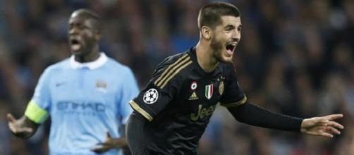 Juventus-M. City, 25 novembre 2015 ore 20.45