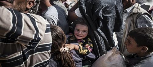 La población siria está sometida a ataques diarios