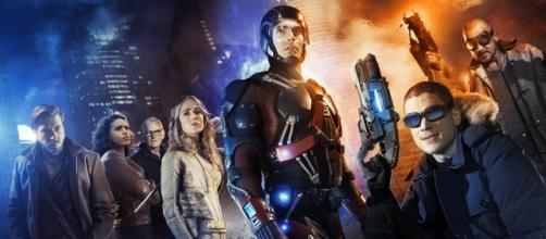 Legends of Tomorrow se estrenará el 21 de Enero.