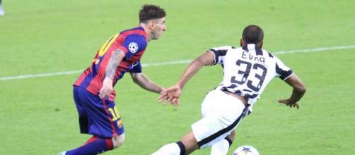 Messi volta a jogar na Liga dos Campeões