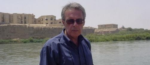 Pino Scaccia, storico inviato di guerra del Tg1
