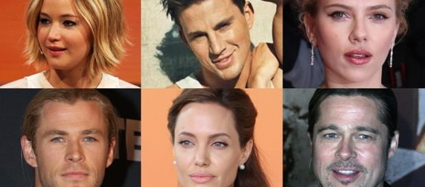 Algunos de los actores más influyentes actualmente