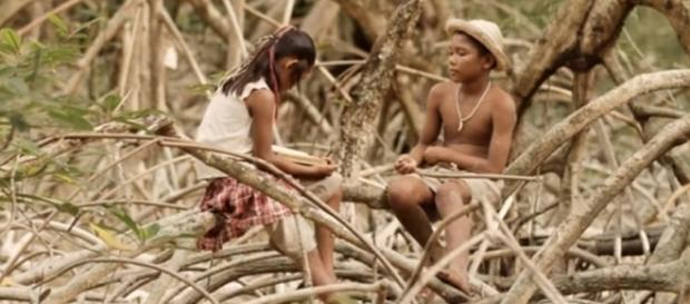 Fotograma de 'Dauna, lo que lleva el río'.