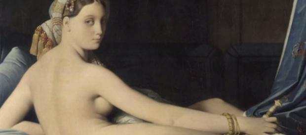 Ingres, La Gran Odalisca, 1814