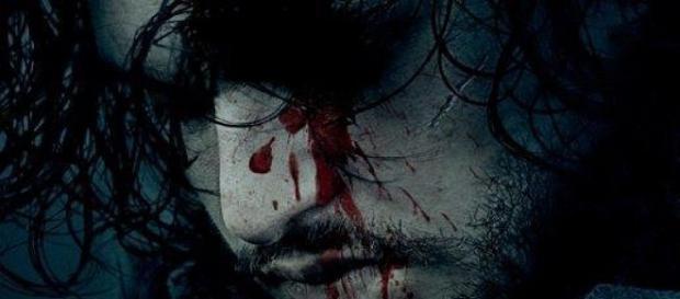 Jon Snow en un cartel de la sexta temporada