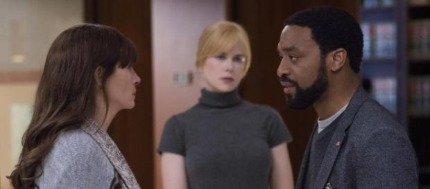 Julia Roberts, Chiwetel Ejiofor y Nicole Kidman.