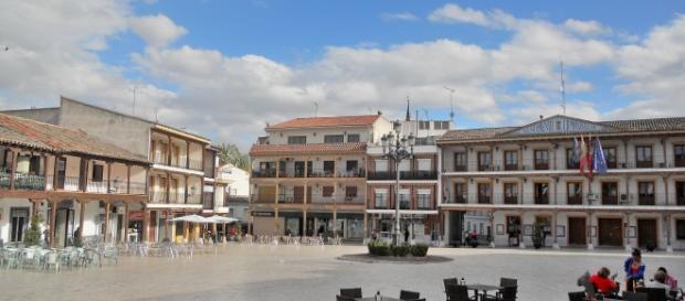 La Plaza Mayor de Ciempozuelos