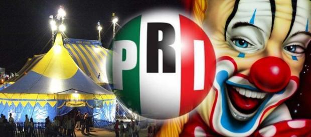 Los candidatos del PRI, serán del espectáculo