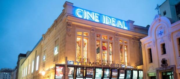 Los cines Ideal del centro de Madrid