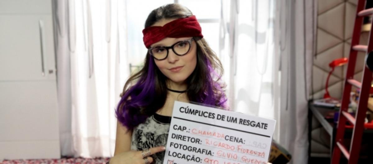 Larissa Manoela renova contrato com SBT e já tem nova novela garantida 3d39f9a3e7